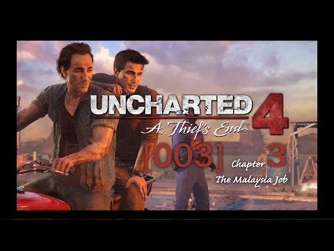 [003] Brothers in Libertalia | Uncharted 4: A Thief's End (PS4)