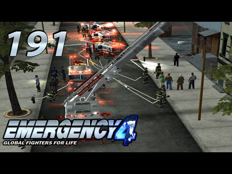 Emergency 4| Episode 191| Borough of Bronx Mod