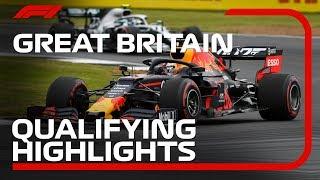 2019 British Grand Prix: Qualifying Highlights