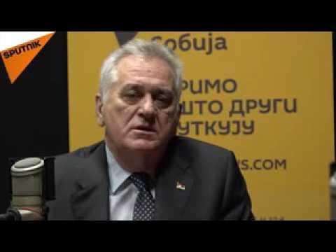 Tomislav Nikolic ili cu biti premijer ili predsednik! intervju  17.2.2017