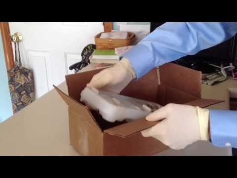 Silver Unboxing I.C.E. (International Coin Enterprises)