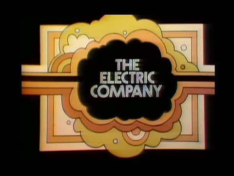 The Electric Company Season 1 Opening and Closing Credits and Theme Song