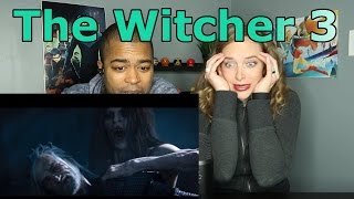 The Witcher 3 Epic Cinematic Launch Trailer (React 🔥)