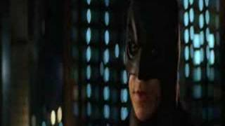Batman Begins - Finale