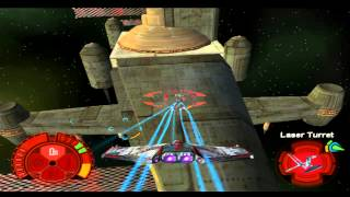 Star Wars Jedi Starfighter Mission 3 Prison Break