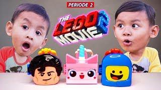 Unboxing Mainan The Lego Movie 2 Hadiah Happy Meal McD Terbaru 2019 | Figur Superman Unkitty Benny