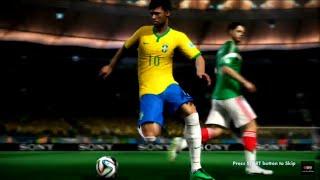 2014 FIFA World Cup Brazil -- Gameplay (PS3) screenshot 4