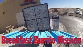 New Mexico - A Breakfast Burrito Mission