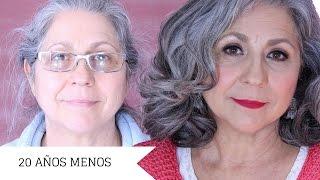 CÓMO APARENTAR 20 AÑOS MENOS // Makeupmasde40