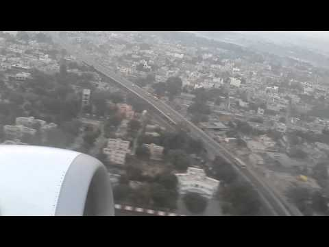 Take off from jaipur international airport