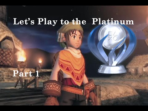 Let's Play To The Platinum Dark Cloud Part 1