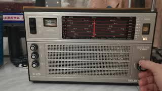 Selena B215 перенастроен на FM 88-108Mhz
