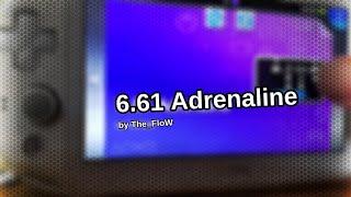 Instalar 6.61 Adrenaline-6.7: PSP y PS1 en PS Vita