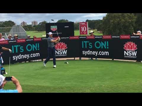 Jordan Spieth and Karl Vilips' Drivers at Australian Open Practice