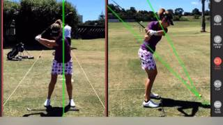World's Smartest Golf Training Aid and Swing Analyzer Golf App