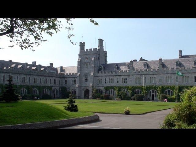 🇮🇪 University College Cork 🎓 (UCC) (IRELAND)