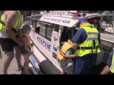 Marine Rescue NSW - Volunteers Saving Lives on the Water