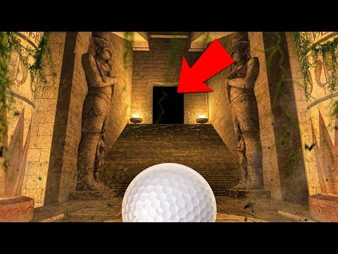 TEMPLE RUN GOLF!