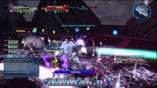 Dc universe online PvP Team Awesome vs another pug Star labs