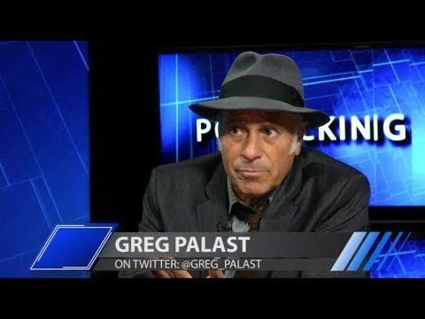 Jeff & Greg Palast - Went To School With Stephen Paddock Grades 2-12