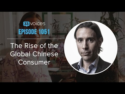 Episode 1051 | The Rise of the Global Chinese Consumer with Brian Buchwald, CEO of Bomoda
