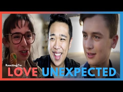 """THE CREEPIEST GIRL EVER!! REACTING TO """"LOVE UNEXPECTED"""" (Short Film)"""