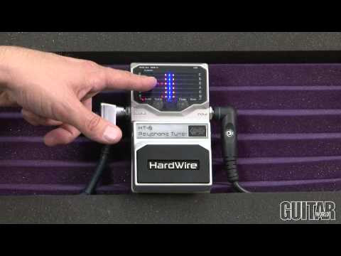 Hardwire HT-6 Polyphonic Tuner Pedal