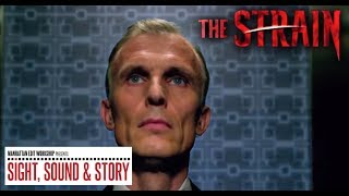 """Editor Sidney Wolinsky, ACE discusses working with Guillermo del Toro on """"The Strain"""""""
