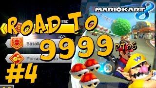 road to 9999 4 chris por queeee dd mario kart 8