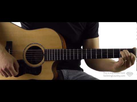 Day Drinking - Guitar Lesson and Tutorial - Little Big Town