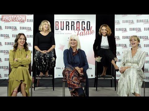BURRACO FATALE | Intervista a Goggi, Gerini, Finocchiaro, Minaccioni e Guzzanti | HOT CORN