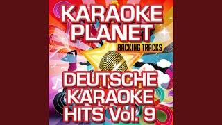 Sie ist weg (Karaoke Version) (Originally Performed by Die Fantastischen Vier)