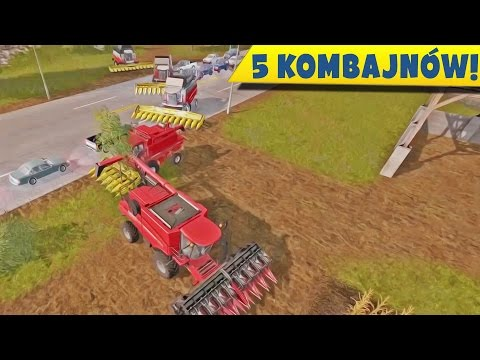 Follow Me Mod - Zbiorowe koszenie xD | Farming 17
