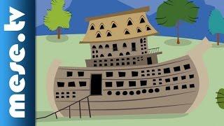 Kalap Jakab: Noé bárkája | MESE TV