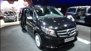 2019 Mercedes-Benz Vito Tourer Pro 114 CDI - Exterior and Interior - Auto Show Brussels 2019