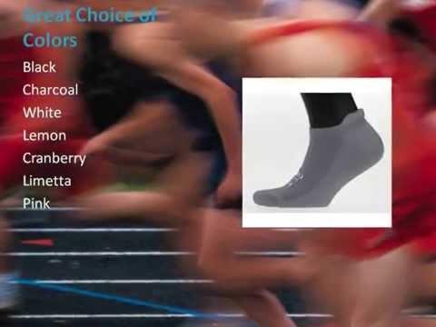 Balega Hidden Comfort - Great Fitness Socks For Running & Training