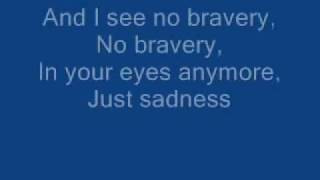 James Blunt - No Bravery lyrics