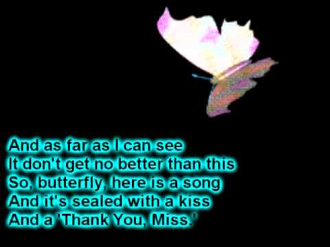 Butterfly by Crazy Town (lyrics)