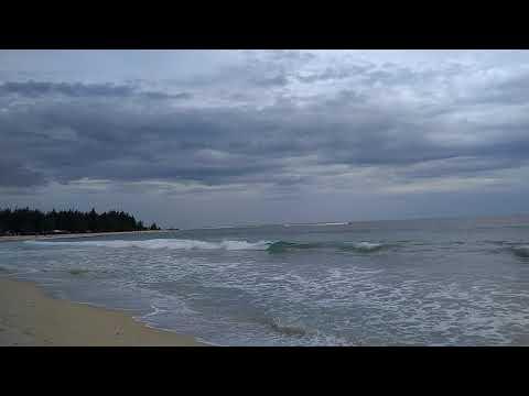 Lampu'uk Beach.  Aceh Besar regency.  Aceh province