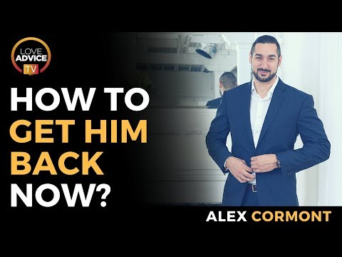 Why Men Are So Stubborn | How To Get Him Back NOW!
