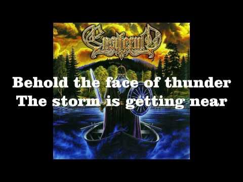 Ensiferum - Treacherous Gods (w/ lyrics)