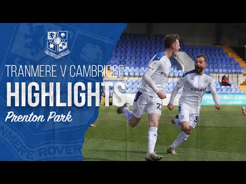 Tranmere Cambridge Utd Goals And Highlights