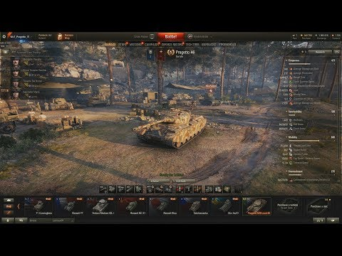 World of Tanks CZ (234.díl) - Progetto 46