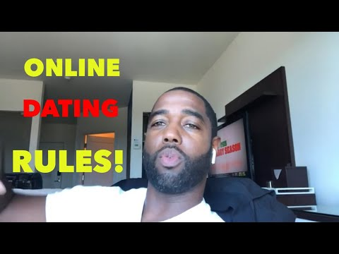 Online Dating Rules!