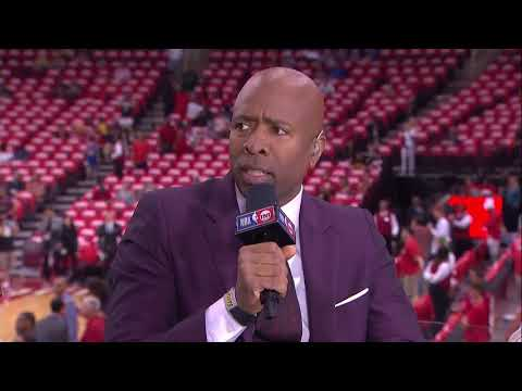 Warriors vs Rockets Game 5 Pregame Show | Inside The NBA | May 24, 2018