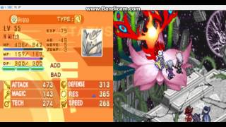 Luminous Arc 2 Final Boss