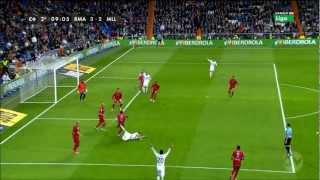 Modric Amazing goal vs Mallorca