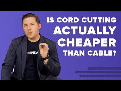 Is Cord Cutting Actually Cheaper Than Cable?