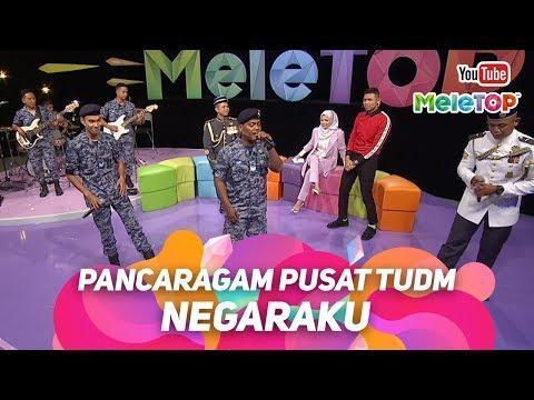 Angkatan TUDM kita rap lagu Negaraku nyanyian Joe Flizzow, Altimet, SonaOne & Faizal Tahir | MeleTOP