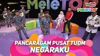 Cover images Angkatan TUDM kita rap lagu Negaraku nyanyian Joe Flizzow, Altimet, SonaOne & Faizal Tahir | MeleTOP